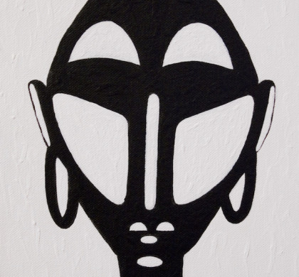 African Faces 2