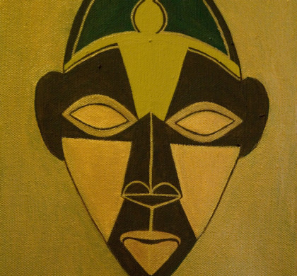 African Face 5